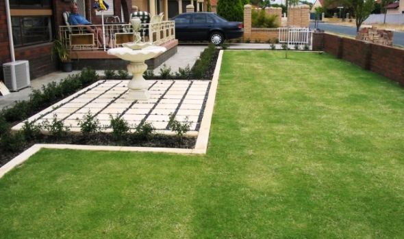 Peter Butler at 27 Carson Street – Landscape Design